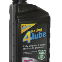 Racing 4 Lube 10w40 Ester Tech 4L