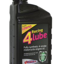 Racing 4 Lube 10w50 Ester Tech 4L